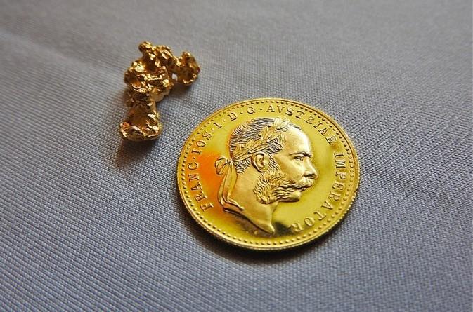 Darmo obraz_ Golddukat, Złota Moneta, Złoto - Gratis obraz na Pixabay - 866795