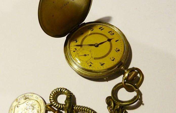 Darmo obraz_ Zegarek Kieszonkowy, Czas, Złoto - Gratis obraz na Pixabay - 802239